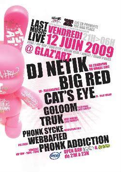 LAST Music Live 12 Juin @ Glaz'Art Recto_glaz_12juinWEB-1