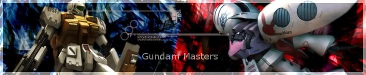Gundam Masters