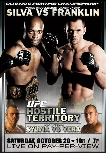 UFC 77: Hostile Territory UFC77