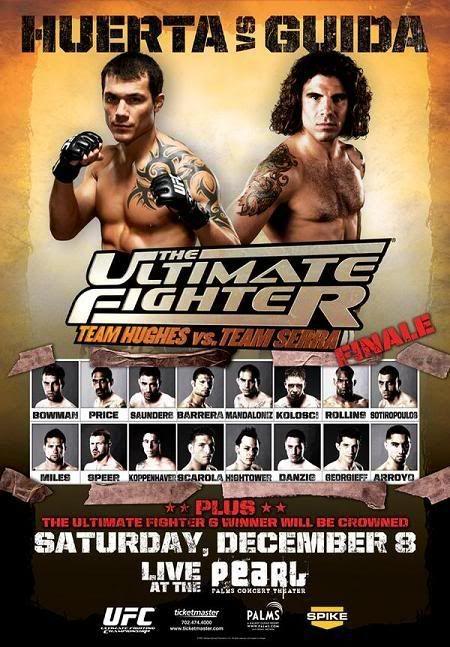 The Ultimate Fighter 6 Finale L_7ca63a582d7ddd0b77f79ab1f2c65d4e
