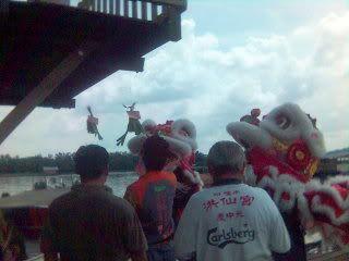 AHCHONG liondance Dup174