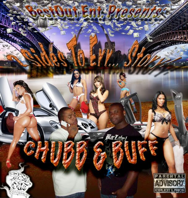 I DON'T C NOBODY - Buff & Chubb ft. Bezzle (STL) ChubbBuff
