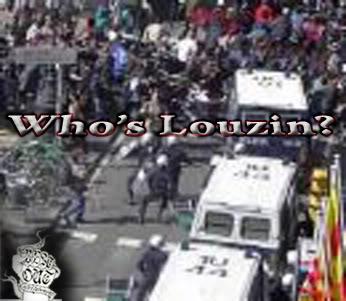 St. Louis artist; da'Louza rips Jay Z track - AIN'T NO LOVE WhosLouzin