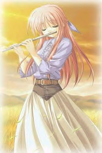 Sam.................its you..................... Flute