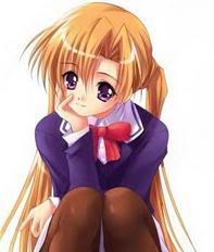 Nice Anime NormalSchoolGirl