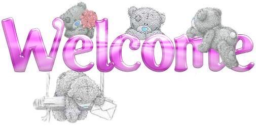 تـوني وآصــله أوقــف .. وأرفــع التحــيه TattyTeddyWelcome