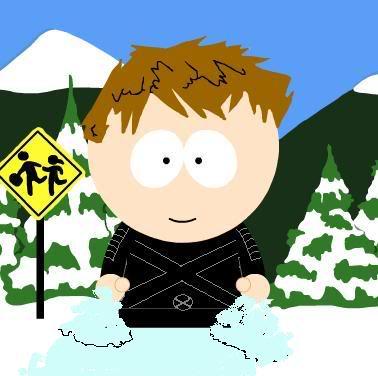 South Park X-Men 3 Iceman