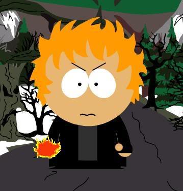 South Park X-Men 3 Pyro