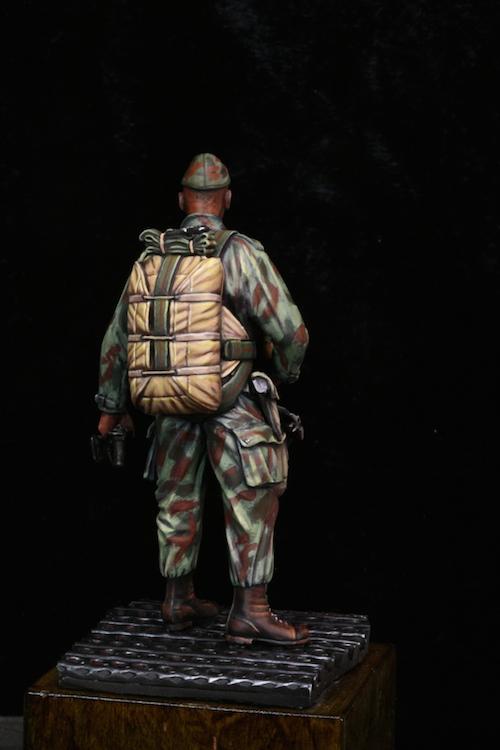 Parachutiste à Dien Bien Phu Etape17