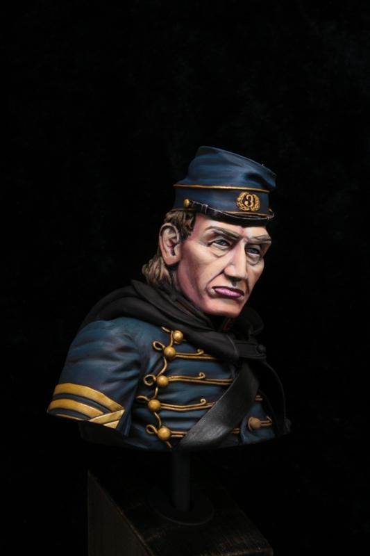 Pas à Pas 3rd New Jersey Cavalery Etape21