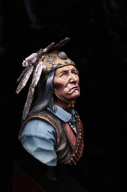 Buste APACHE Lipan Apache1