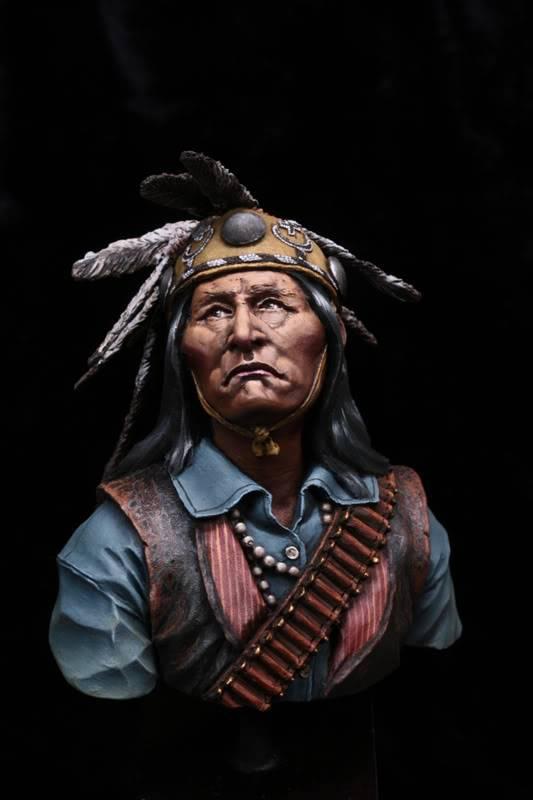 Buste APACHE Lipan Apache3