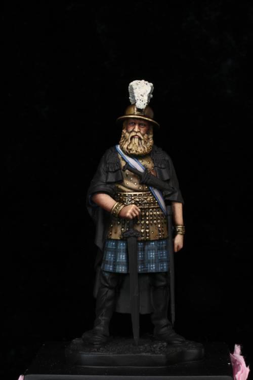 Guerrier Celte  Etape9