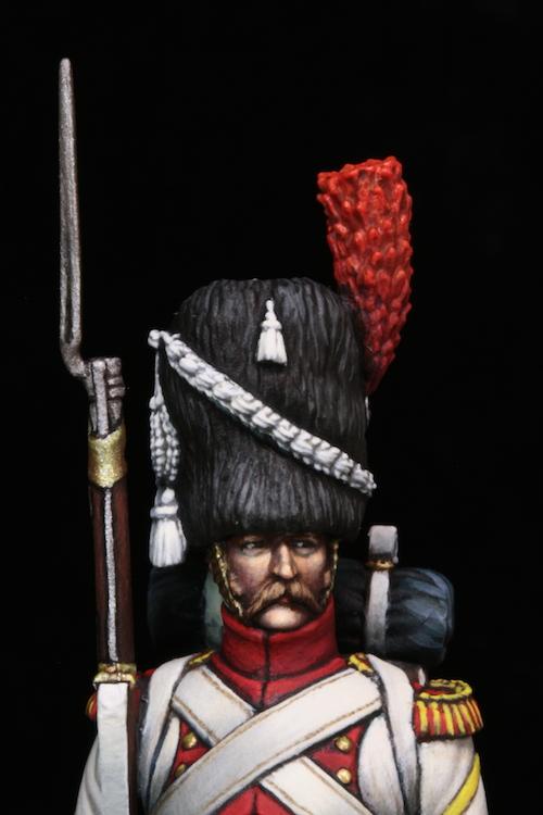 Sergent des Grenadiers Hollandais MM - Page 2 CloseUp
