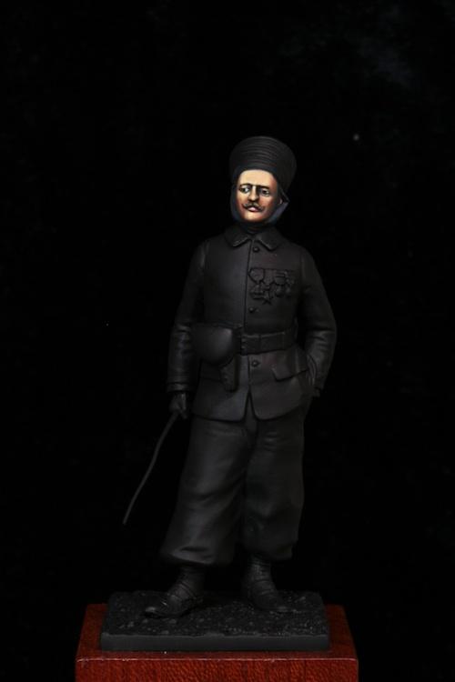 FINI : Maréchal des Logis, Spahis Algériens 1918 Etape1