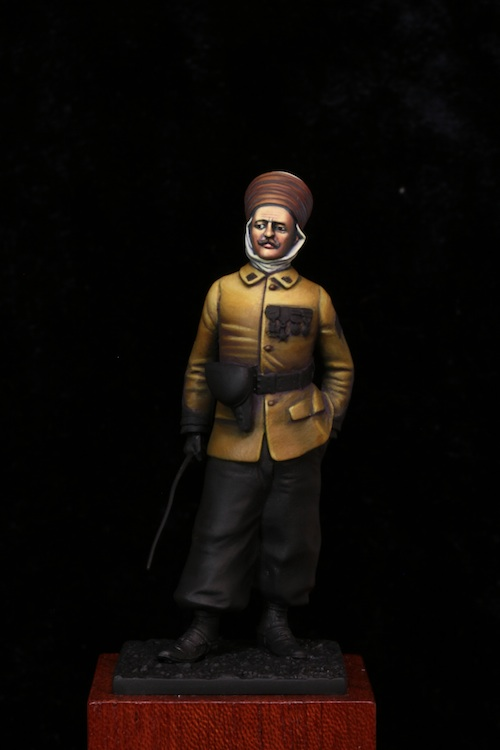 FINI : Maréchal des Logis, Spahis Algériens 1918 Etape7