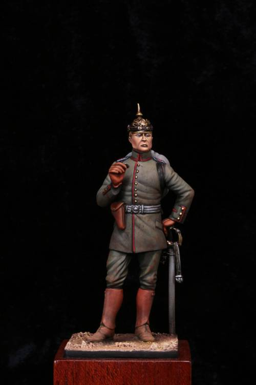 Fini: Officier d'Infanterie Allemand 1914 MM Off6