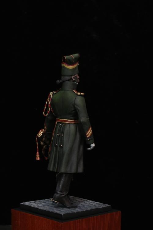 Sous Officier des Chasseurs de la Garde Etape10