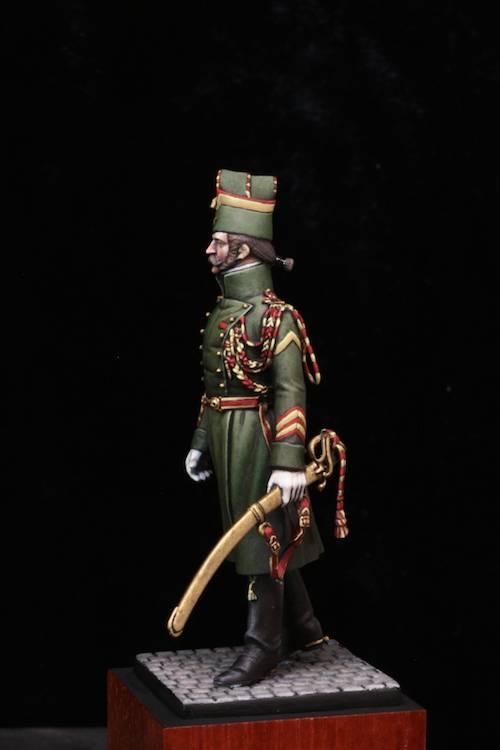 Sous Officier des Chasseurs de la Garde Final3