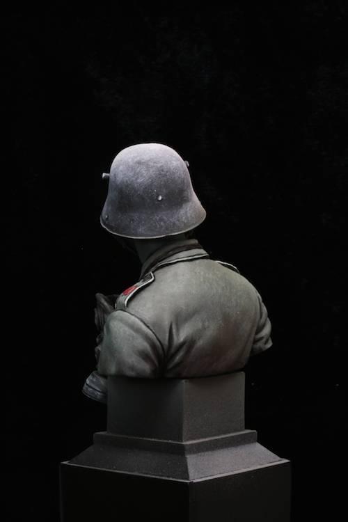 FINI - Buste Stormtrooper WW1 Etape14