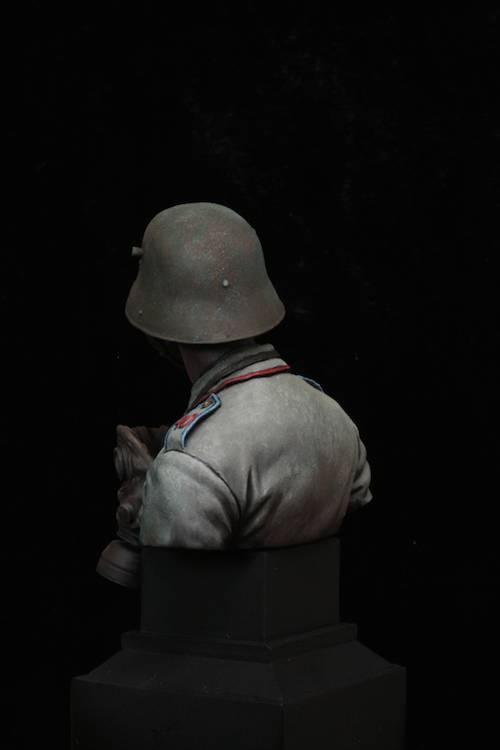 FINI - Buste Stormtrooper WW1 Etape19