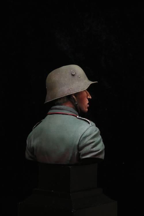 FINI - Buste Stormtrooper WW1 Etape30