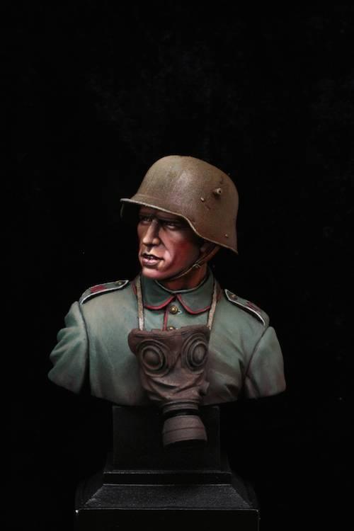 FINI - Buste Stormtrooper WW1 Etape31