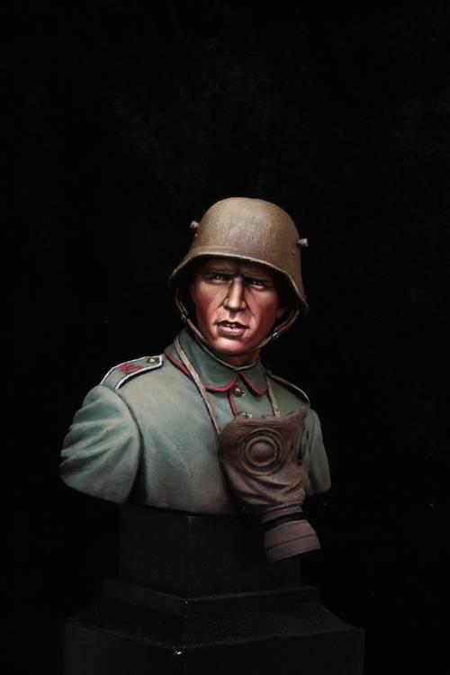 FINI - Buste Stormtrooper WW1 Etape32