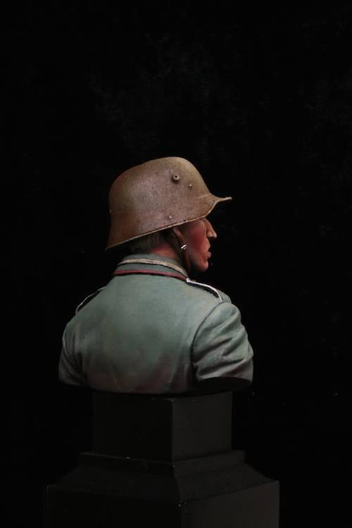 FINI - Buste Stormtrooper WW1 Etape34