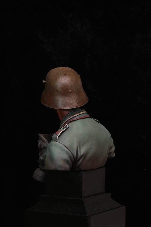 FINI - Buste Stormtrooper WW1 Etape35