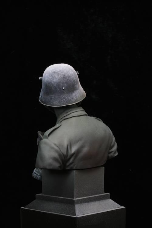 FINI - Buste Stormtrooper WW1 Etape9