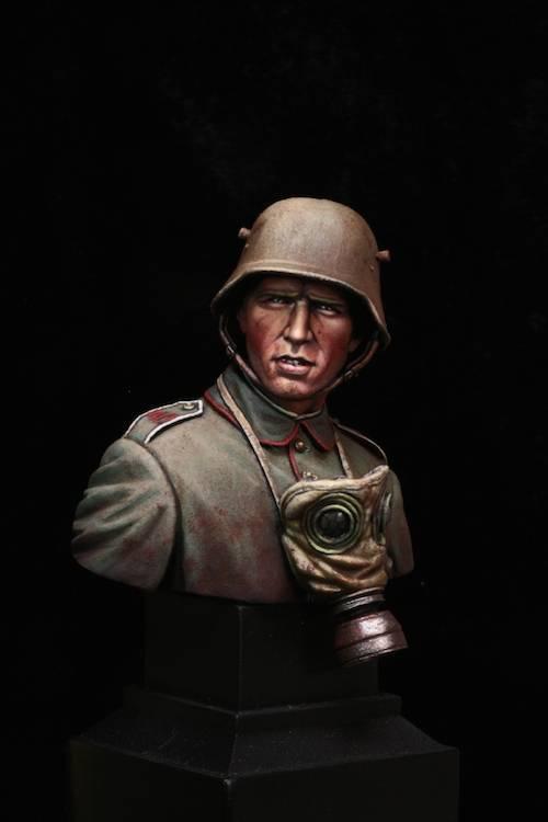 FINI - Buste Stormtrooper WW1 Final7