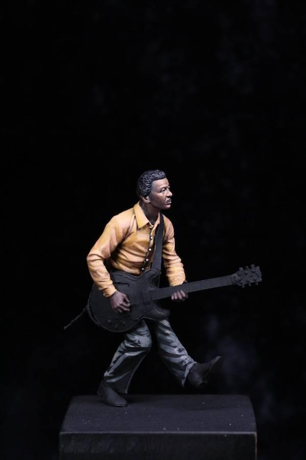 Mister Chuck Berry Etape2