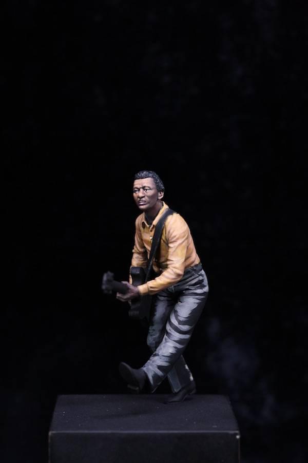 Mister Chuck Berry Etape3