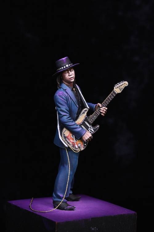 MISTER Stevie Ray Etape12