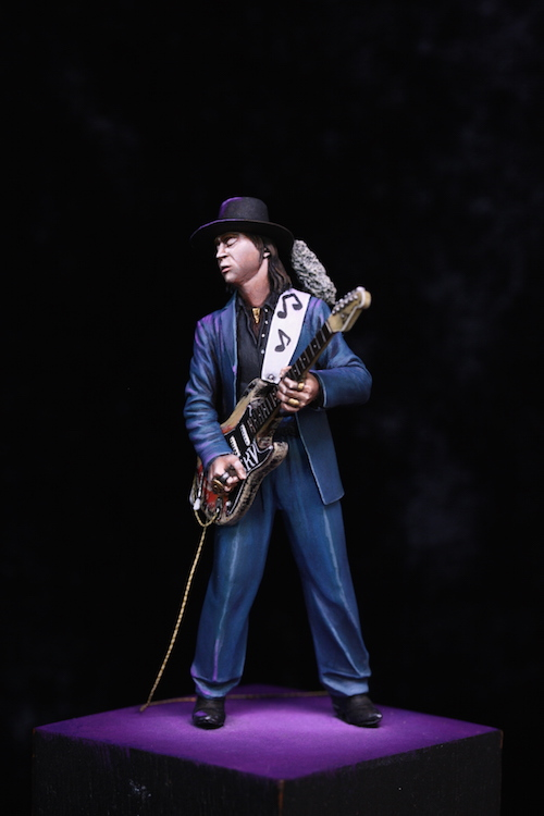 MISTER Stevie Ray Etape13