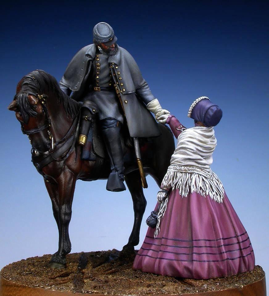 Stonewall Jackson, les adieux à sa femme.  FINI 11350500_996301533715581_7886156088642939429_n