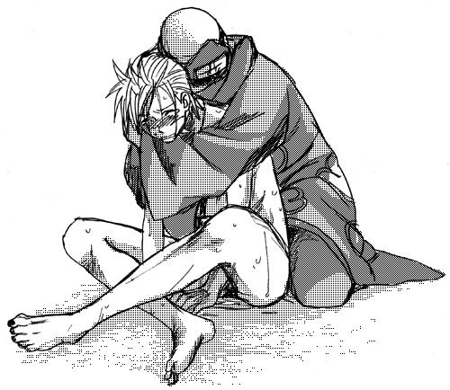 Hidan & Kakuzu H177
