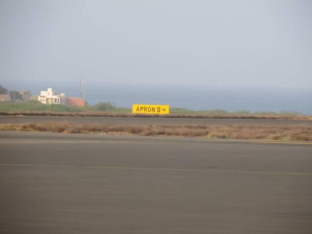 Trip Report LAD-TMS-RAI TAAG B737NG  IMG_1061
