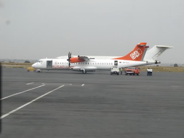 Trip Report LAD-TMS-RAI TAAG B737NG  IMG_1900