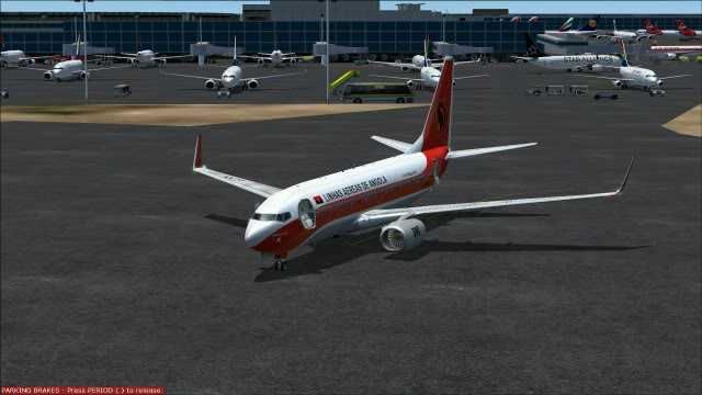 TAAG B737 D2-TBK Delivery Flight Fs92011-12-2510-58-51-81