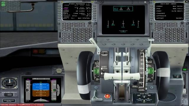 TAAG B737 D2-TBK Delivery Flight Fs92011-12-2511-03-08-59