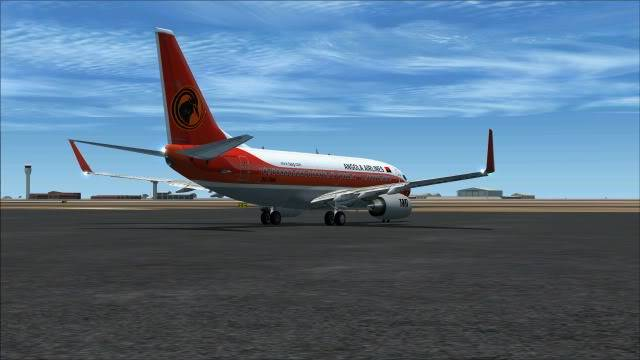 TAAG B737 D2-TBK Delivery Flight Fs92011-12-2511-05-03-69