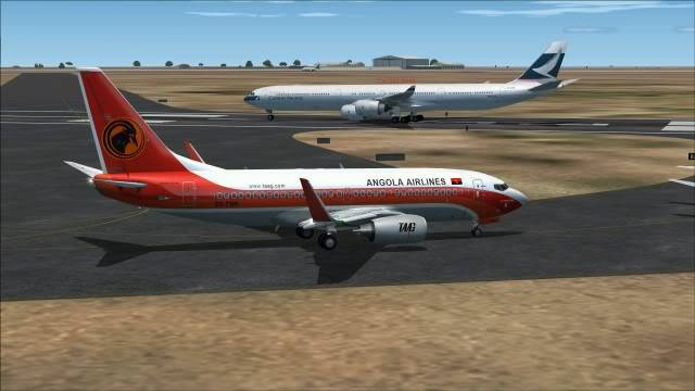 TAAG B737 D2-TBK Delivery Flight Fs92011-12-2511-11-35-47