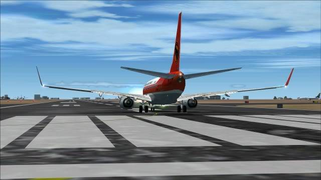 TAAG B737 D2-TBK Delivery Flight Fs92011-12-2511-15-41-67