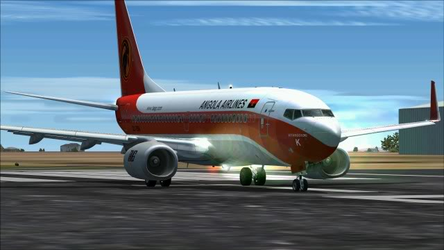 TAAG B737 D2-TBK Delivery Flight Fs92011-12-2511-16-08-37