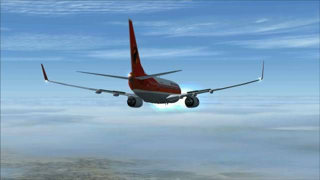 TAAG B737 D2-TBK Delivery Flight Fs92011-12-2515-35-55-35