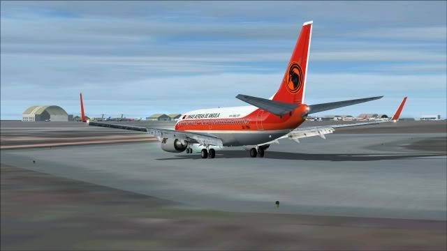 TAAG B737 D2-TBK Delivery Flight Fs92011-12-2515-45-33-91
