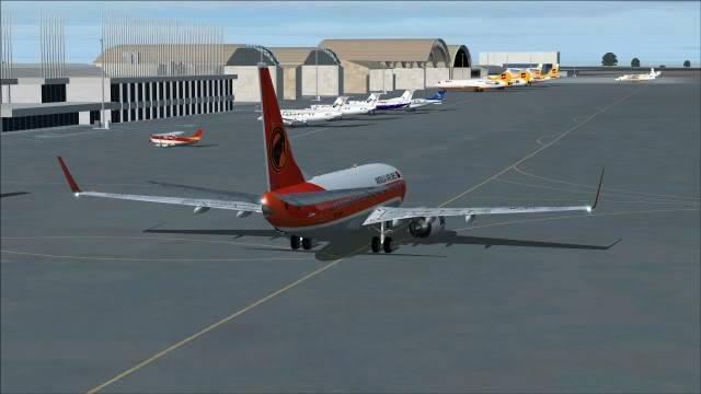 TAAG B737 D2-TBK Delivery Flight Fs92011-12-2515-52-20-20