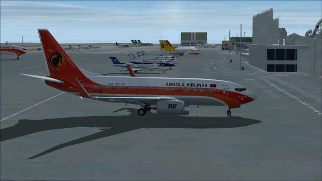 TAAG B737 D2-TBK Delivery Flight Fs92011-12-2515-55-41-82
